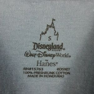 Disney Tops - Disneyland Pluto Graphic Shirt Size Small